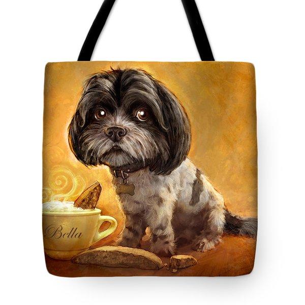 Bella's Biscotti Tote Bag