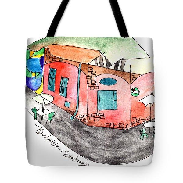 Bellavista Santiago Tote Bag