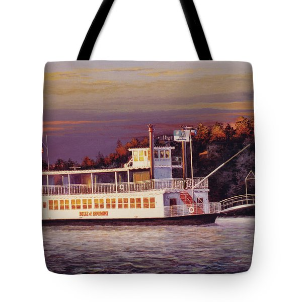 Belle Of Beaumont Tote Bag