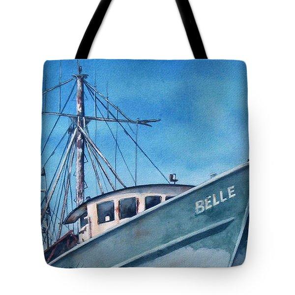 Belle Original Tote Bag