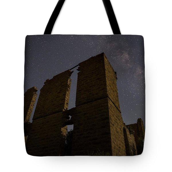 Belle Plain College - Texas Tote Bag