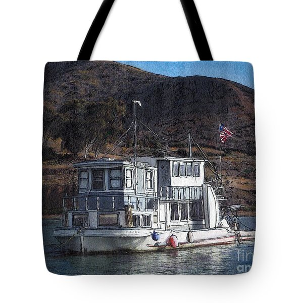 Bellena Tote Bag by Randy Sprout