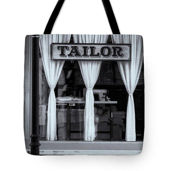 Bellows Falls Tailor Tote Bag