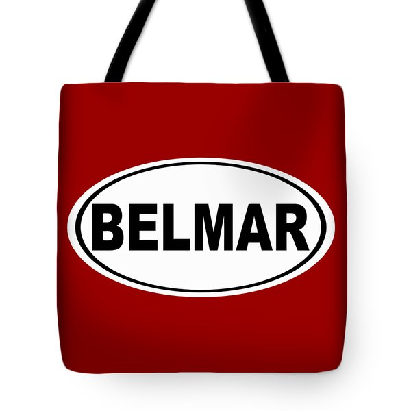 Tote Bag featuring the photograph Belmar New Jersey Home Pride by Keith Webber Jr