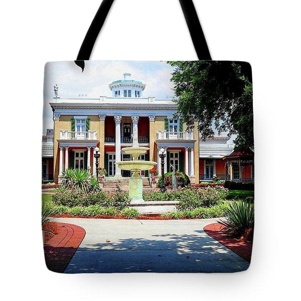 Belmont Mansion Tote Bag