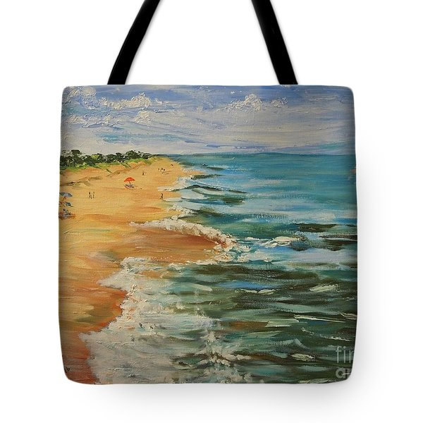 Beloved Beach - Sold Tote Bag