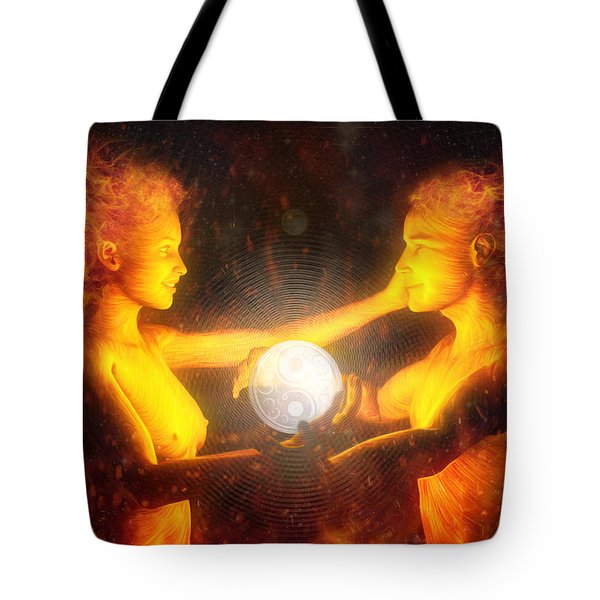 Beloved Tote Bag