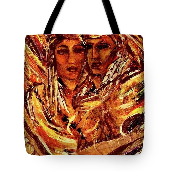 Beloved Woman Tote Bag