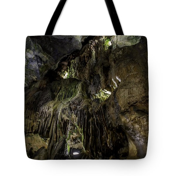 Below Tote Bag