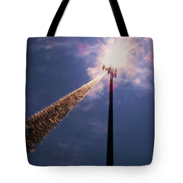 Tote Bag featuring the photograph Beltsville by Robert Geary