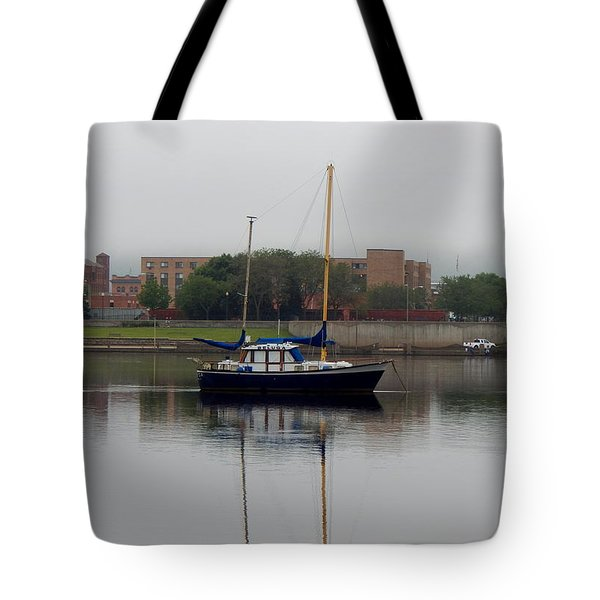 Beluga Sails  Tote Bag