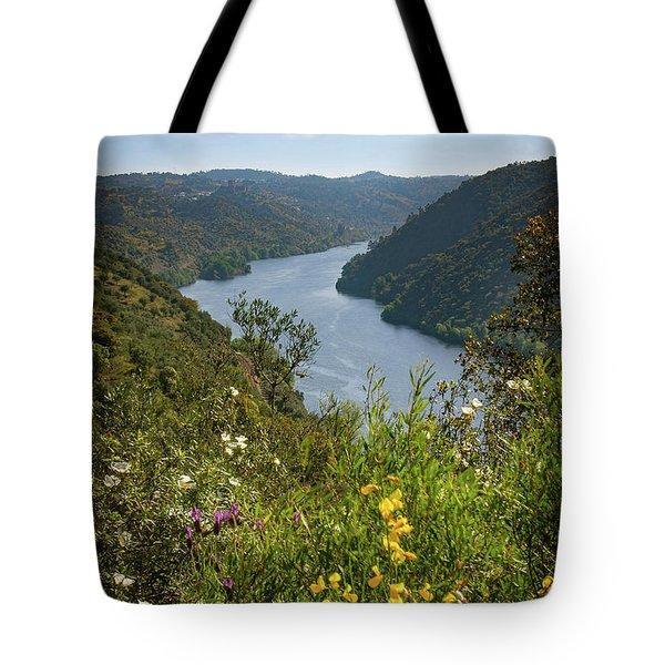 Belver Landscape Tote Bag