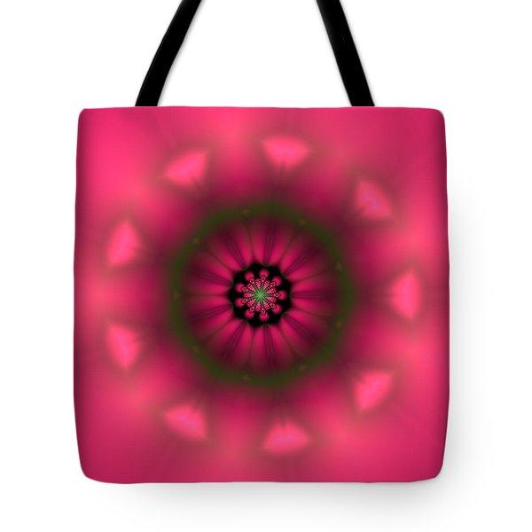 Tote Bag featuring the digital art Ben 9 by Robert Thalmeier