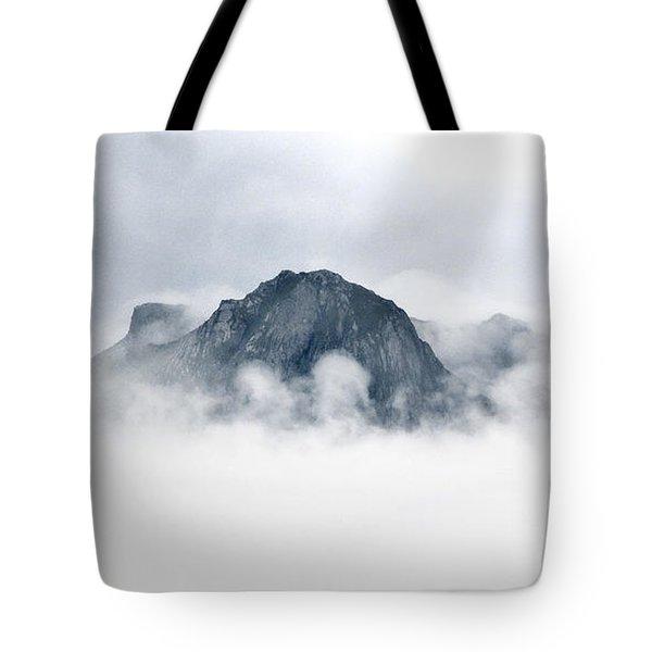 Ben Hope Through Clouds Tote Bag