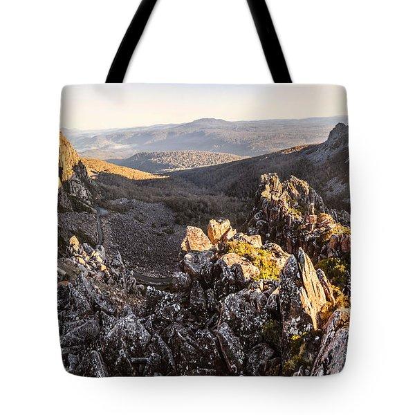 Ben Lomond National Park Tote Bag