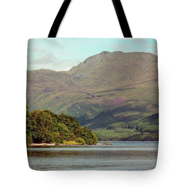 Ben Lomond Tote Bag