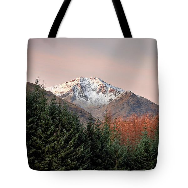 Ben Lui Sunrise Tote Bag