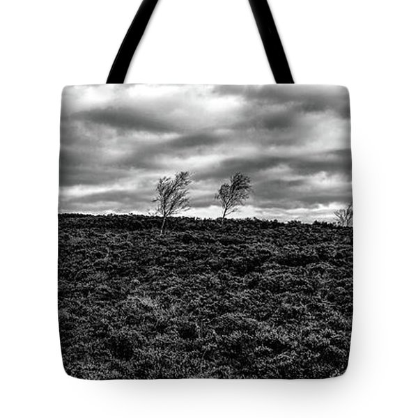 Bending To The Wind Tote Bag