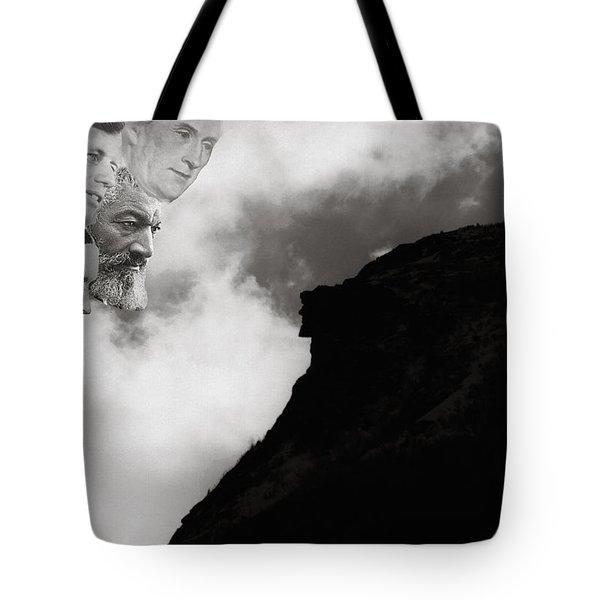 Bending Toward Justice Tote Bag