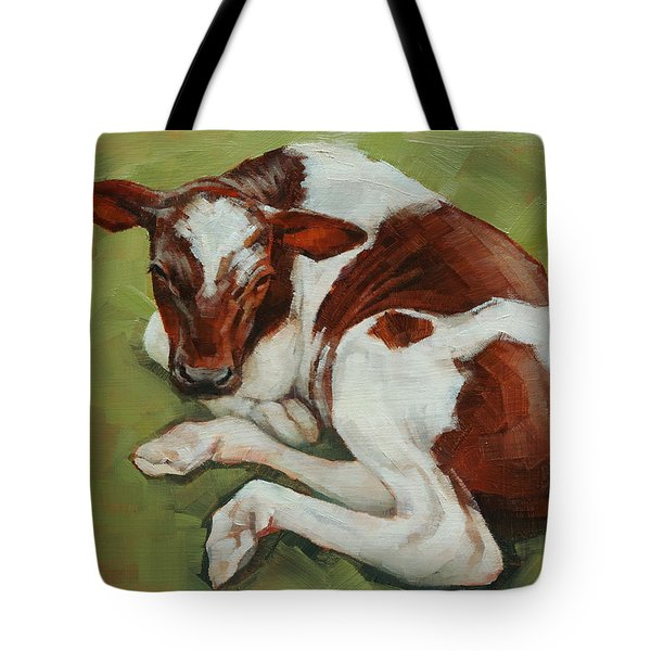 Bendy New Calf Tote Bag by Margaret Stockdale