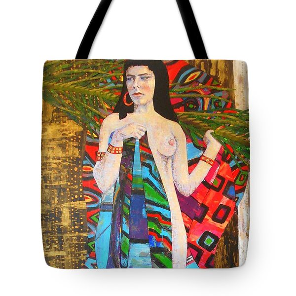 Beneath - Large Work Tote Bag