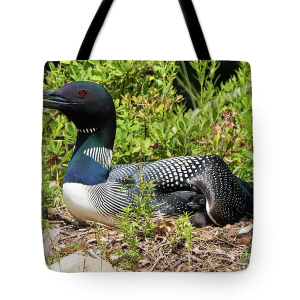 Beneath My Wing Tote Bag