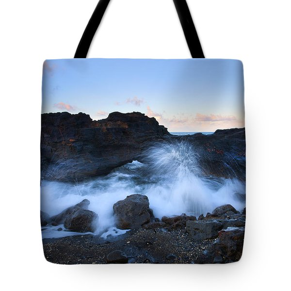Beneath The Arch Tote Bag by Mike  Dawson