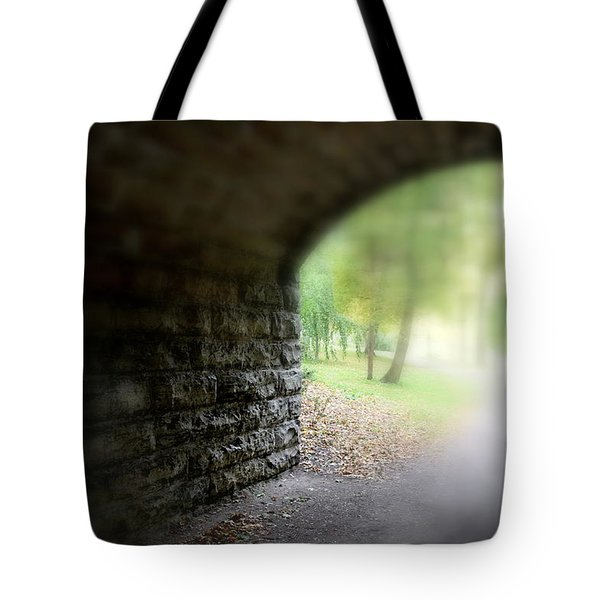 Beneath The Bridge Tote Bag