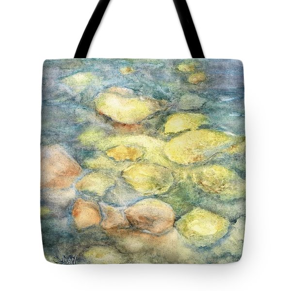 Beneath The Surface Tote Bag