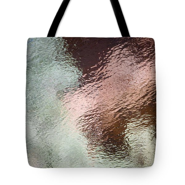 Tote Bag featuring the photograph Lady Of The Lake by Tom Vaughan