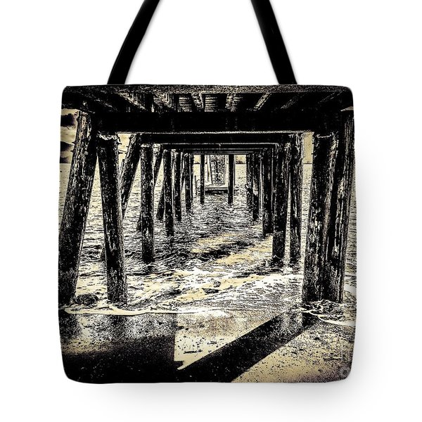 Beneath Tote Bag