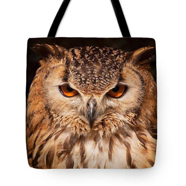 Bengal Owl Tote Bag