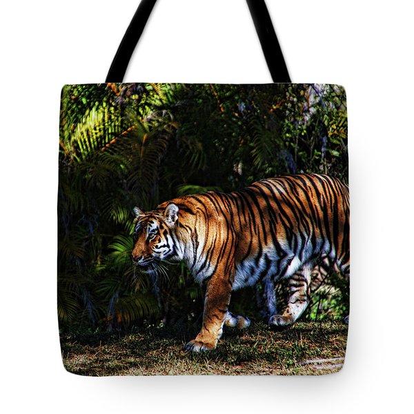 Bengal Tiger - Rdw001072 Tote Bag