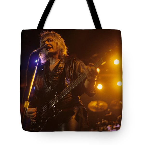 Benjamin Orr Of The Cars Tote Bag