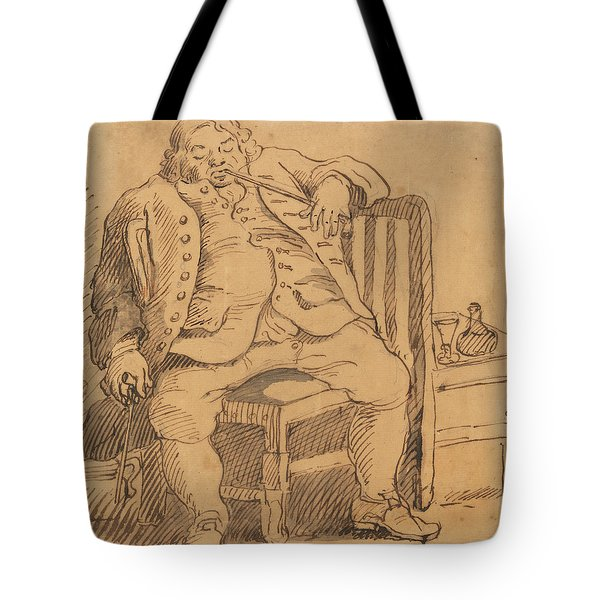 Benjamin Read Tote Bag