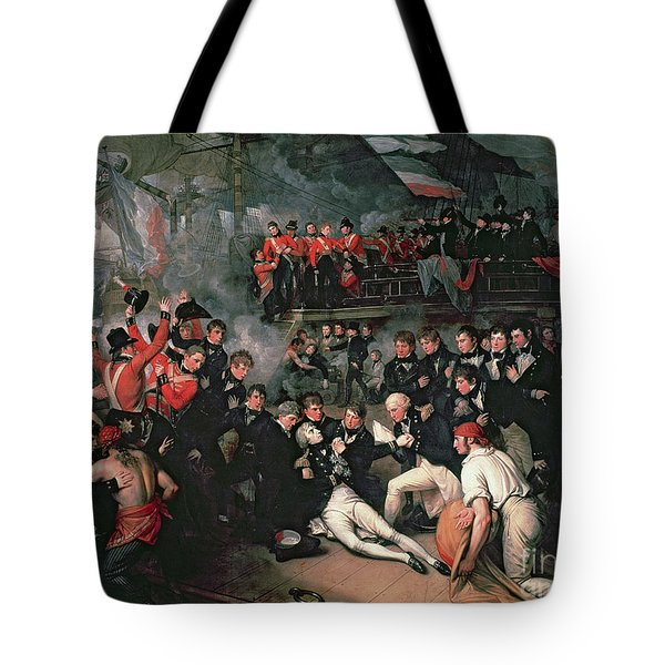 Benjamin West Tote Bag