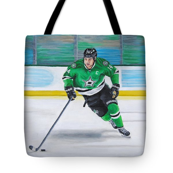 Benn And The Art Tote Bag