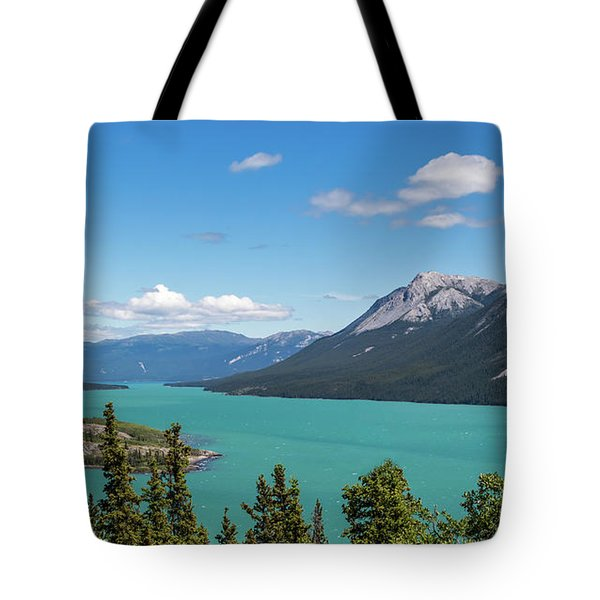 Tagish Lake Tote Bag