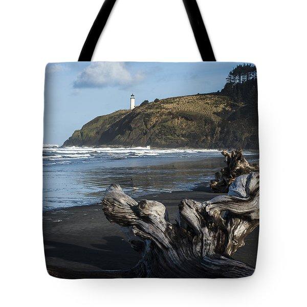 Benson Beach And North Head Tote Bag