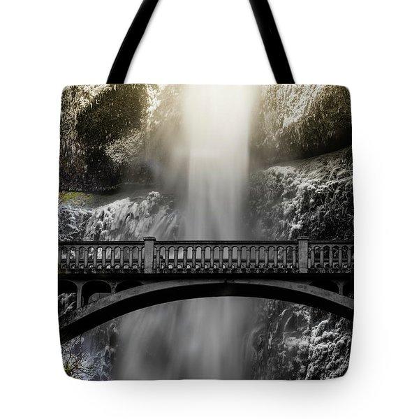 Benson Bridge Tote Bag