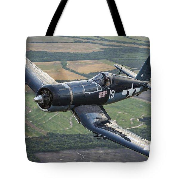 Bent Wing Bird Tote Bag