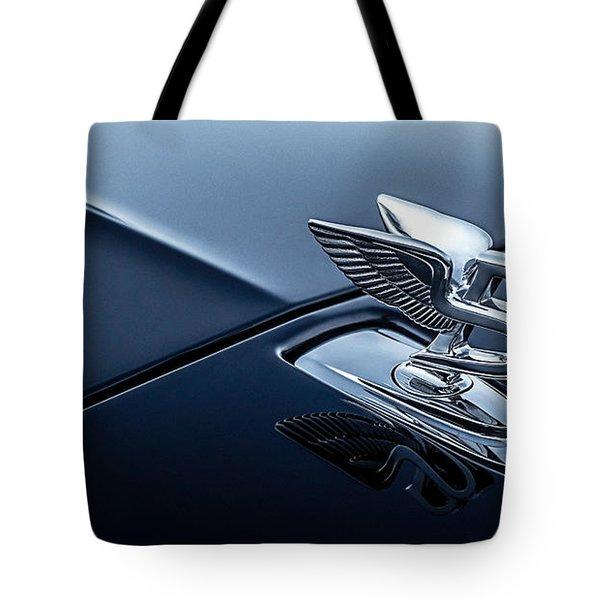 Bentley Flying B Tote Bag