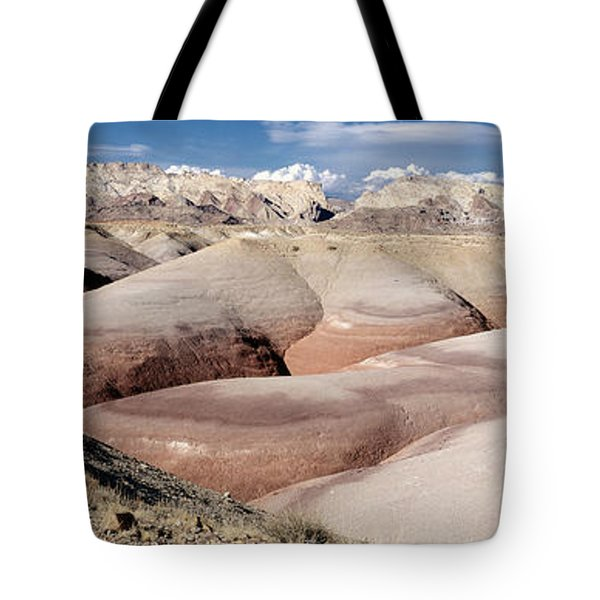 Bentonite Mounds Tote Bag