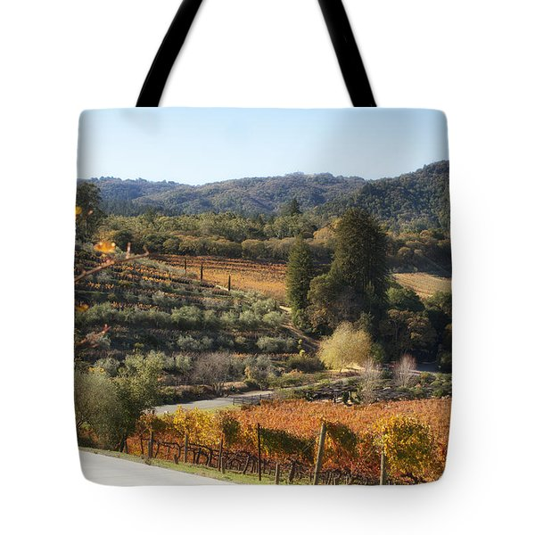 Benziger Winery Tote Bag