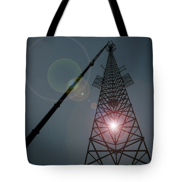 Berkeley Springs Tote Bag by Robert Geary