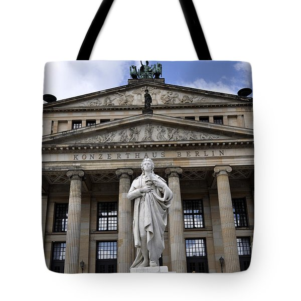 Berlin 4 Tote Bag