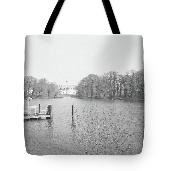 Berlin Lake Tote Bag