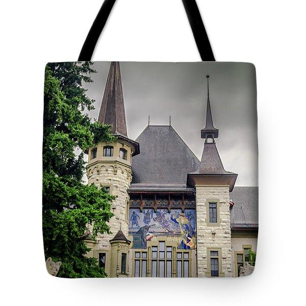Berne Historical Museum Tote Bag