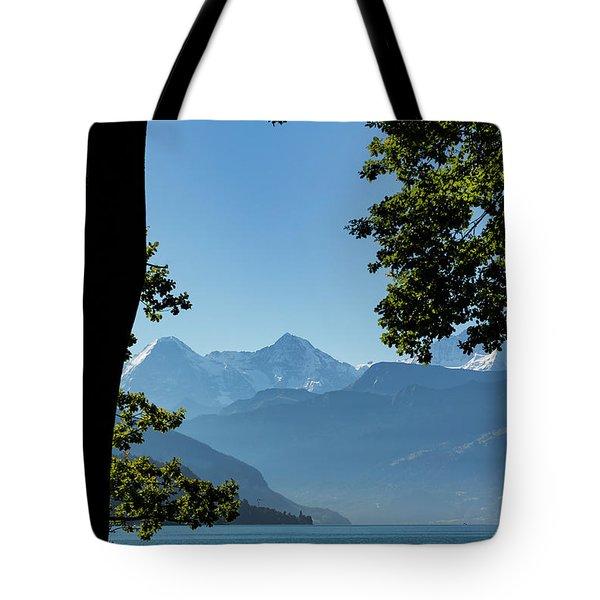 Bernese Oberland Tote Bag