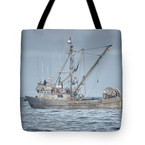 Tote Bag featuring the photograph Bernice C by Randy Hall